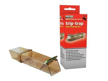 Trip-Trap Humane Mouse Trap (Single Boxed)